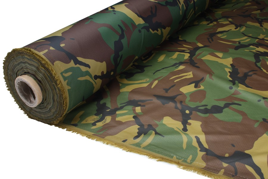 leichtgewicht zeltstoff nylon ripstop 150 cm camouflage. Black Bedroom Furniture Sets. Home Design Ideas