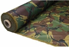 Leichtgewicht Zeltstoff Nylon Ripstop 150 cm, camouflage