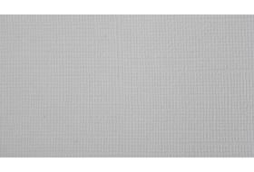 Zeltplane PVC mit Leineprägung beschichtet leichtgrau 154 cm, 450 Gr./M²