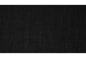 Zeltplane PVC mit Leineprägung beschichtet schwarz 154 cm, 450 Gr./M²