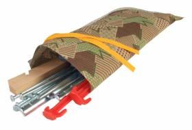 Pflocksack / Packsack für Heringe BUDGET
