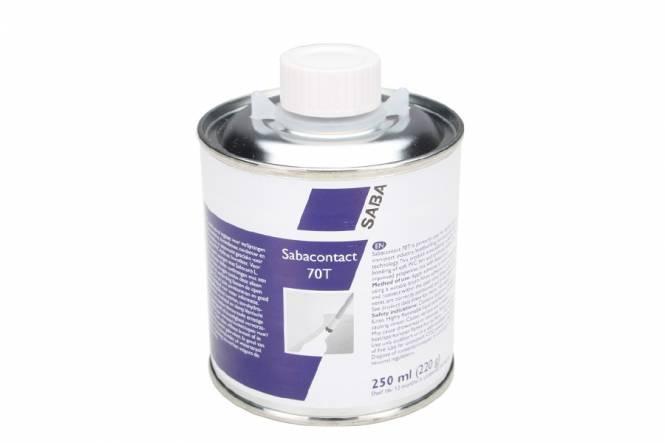 Sabaplast 70 T, Kleber für PVC, 250ml