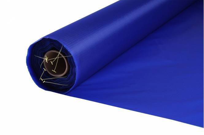 Leichtgewicht Zeltstoff Nylon Ripstop 80 Gr/M² 150 cm, koblatblau 70 Denier